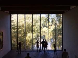 Giacometti hall - Luisiana