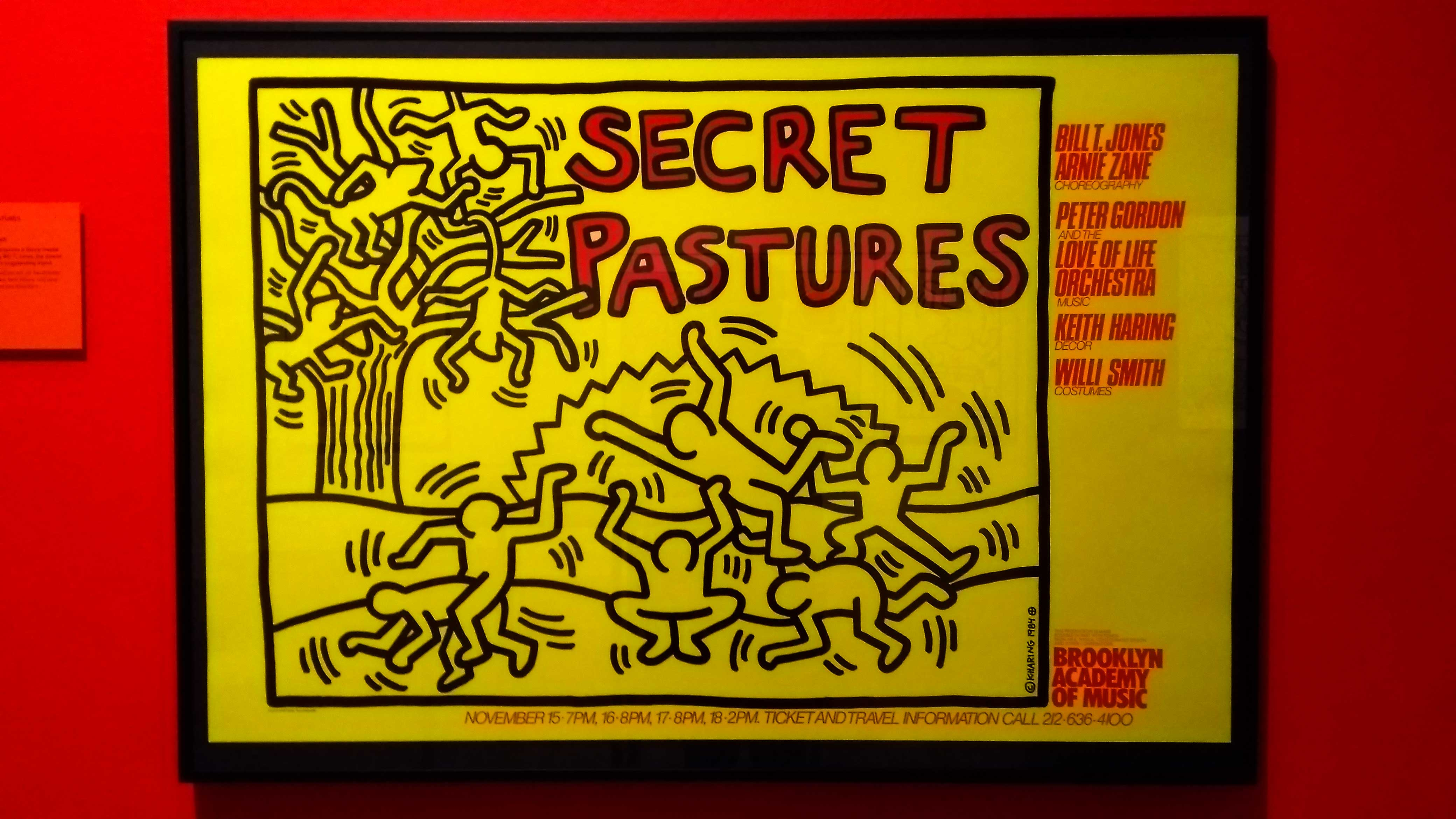 Keith Haring. Posters | culture-ant